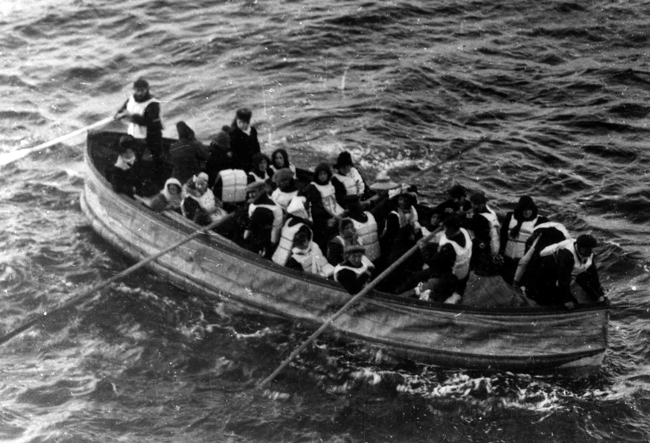The Titanic reduced the number of lifeboats from 65 to 20, at the last minute!