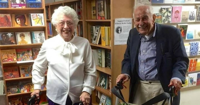 Adorable 90 year olds go on a blind date and renew our faith in love!
