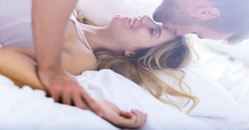 Can you guess which day couples have the most sex?