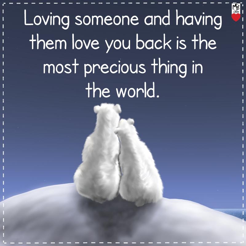 Love is Precious!