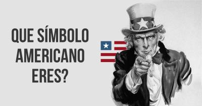 Que símbolo americano eres?