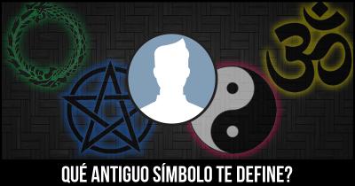 Qué antiguo símbolo te define?