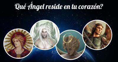 Qué Ángel reside en tu corazón?