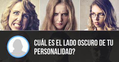 Cuál es el lado oscuro de tu personalidad?