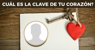Cuál es la clave de tu corazón?