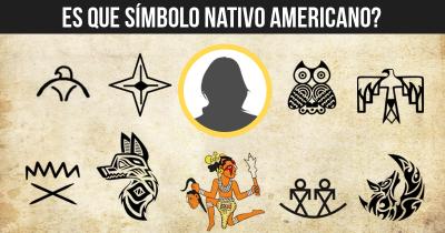 Es que símbolo nativo americano?