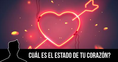 Cuál es el estado de tu corazón?