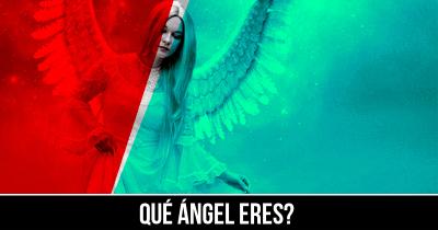 Qué Ángel eres?