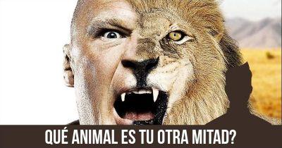 Qué Animal es tu otra mitad?