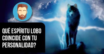 Qué espíritu lobo coincide con tu personalidad?