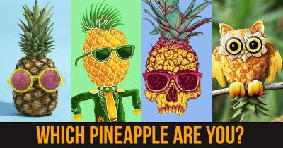 Which Pineapple are You?