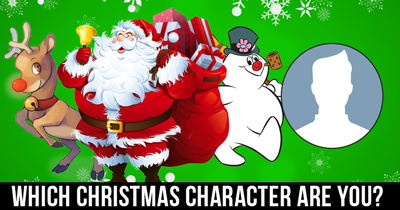 Which Christmas Character are you?