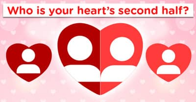 Who is the second half of your heart?