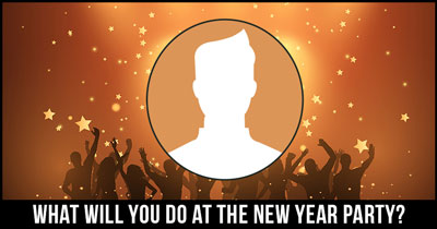 What will you do at the New Year Party?