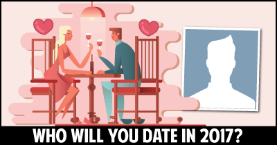 Who will you date in 2017?