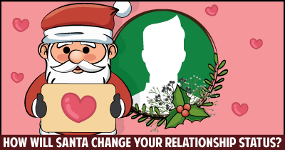 How will Santa change your relationship status?