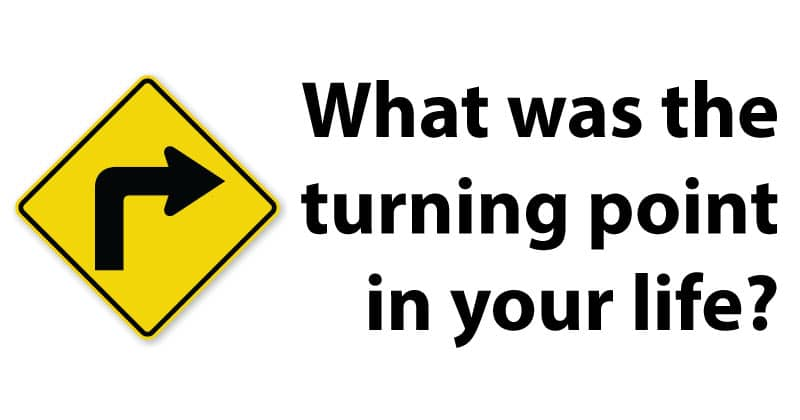 5 Ideas for Writing about Turning Points