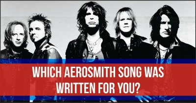 Which Aerosmith Song was written for You?