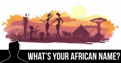 What's your African Name?