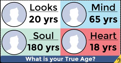 What is your True Age?