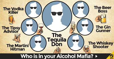 Who is in your Alcohol Mafia?
