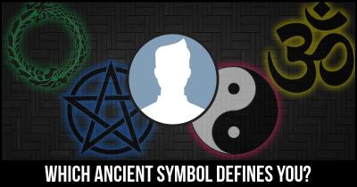 Which Ancient Symbol defines you?