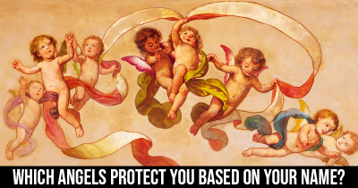 Which Angels Protect You based on Your Name?