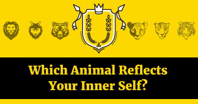 Which Animal Reflects Your Inner Self?
