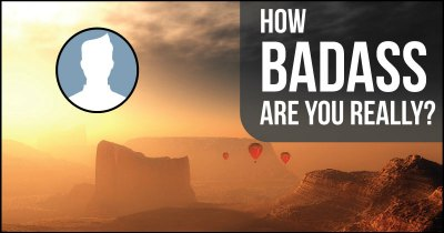 How Badass are you really?