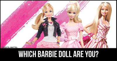 Which Barbie Doll are You?
