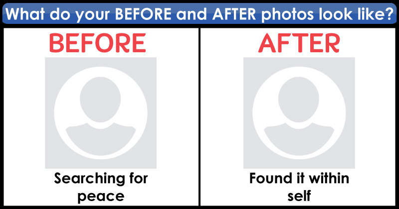 What do your before and after photos look like?
