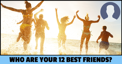 Who Are Your 12 Best Friends?
