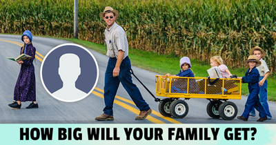 How Big Will Your Family Get?