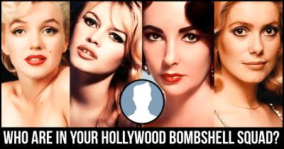 Who are in your Hollywood Bombshell Squad?