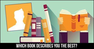 Which Book describes you the best?