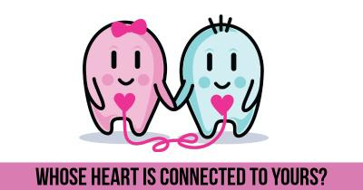 Whose Heart is connected to yours?