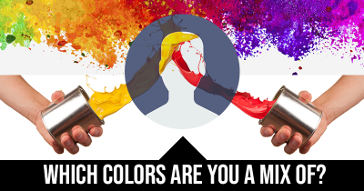 Which Colors are you a Mix of?