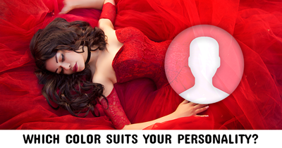 Which Color Suits Your Personality?