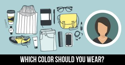 Which Color should you Wear?
