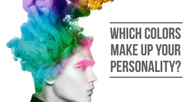 Which Colors make up your Personality?