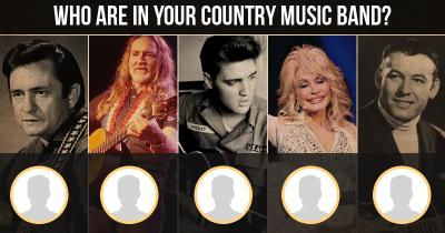 Who are in your Country Music Band?