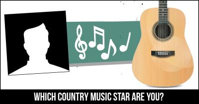 Which country music star are you?