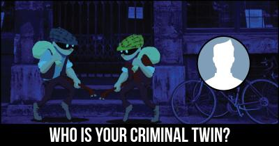 Who is your Criminal Twin?