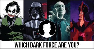 Which dark force are you?