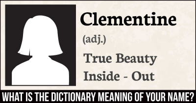 What is the Dictionary Meaning of Your Name?