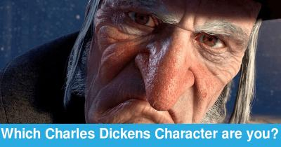 Which Charles Dickens Character are you?