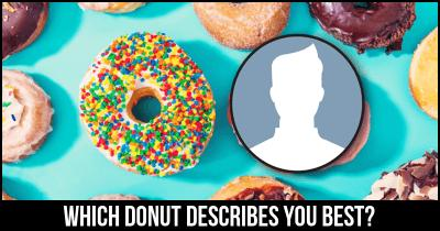 Which Donut describes you best?