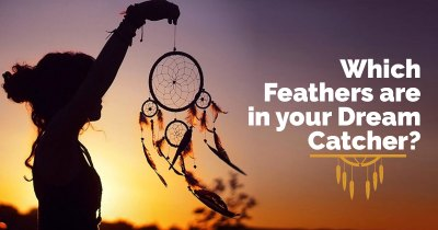 Which Feathers are in your Dream Catcher?