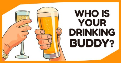 Who is your Drinking Buddy?