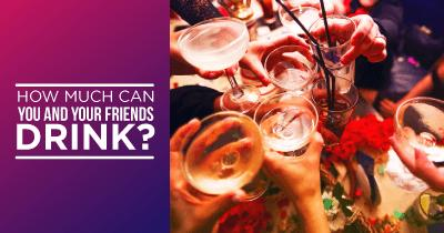 How much can you and your friends Drink?